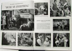 Friends Magazine September 1949 Issue Youre My Everything Movie FDA Food Safety