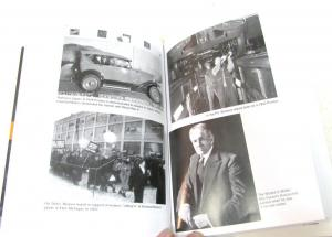Billy Alfred General Motors Auto Hardback History Book