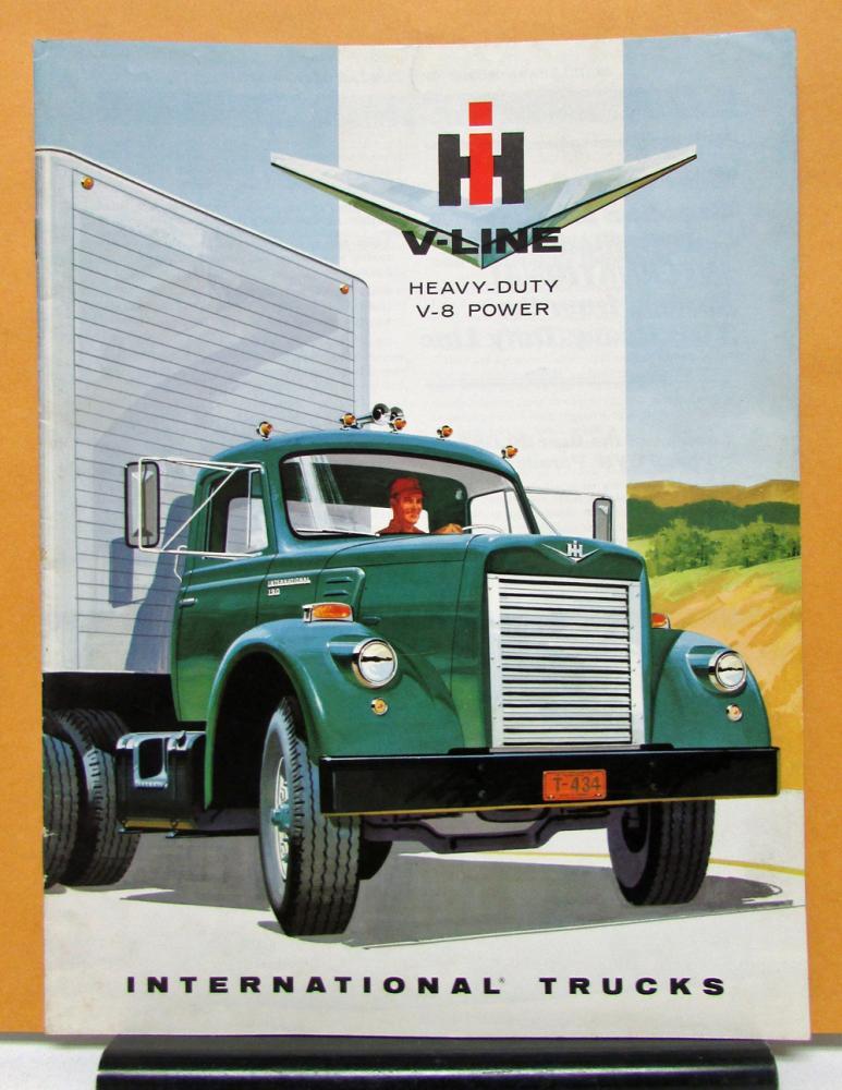 1964 International Harvester Truck Model V 195 200 220 ...