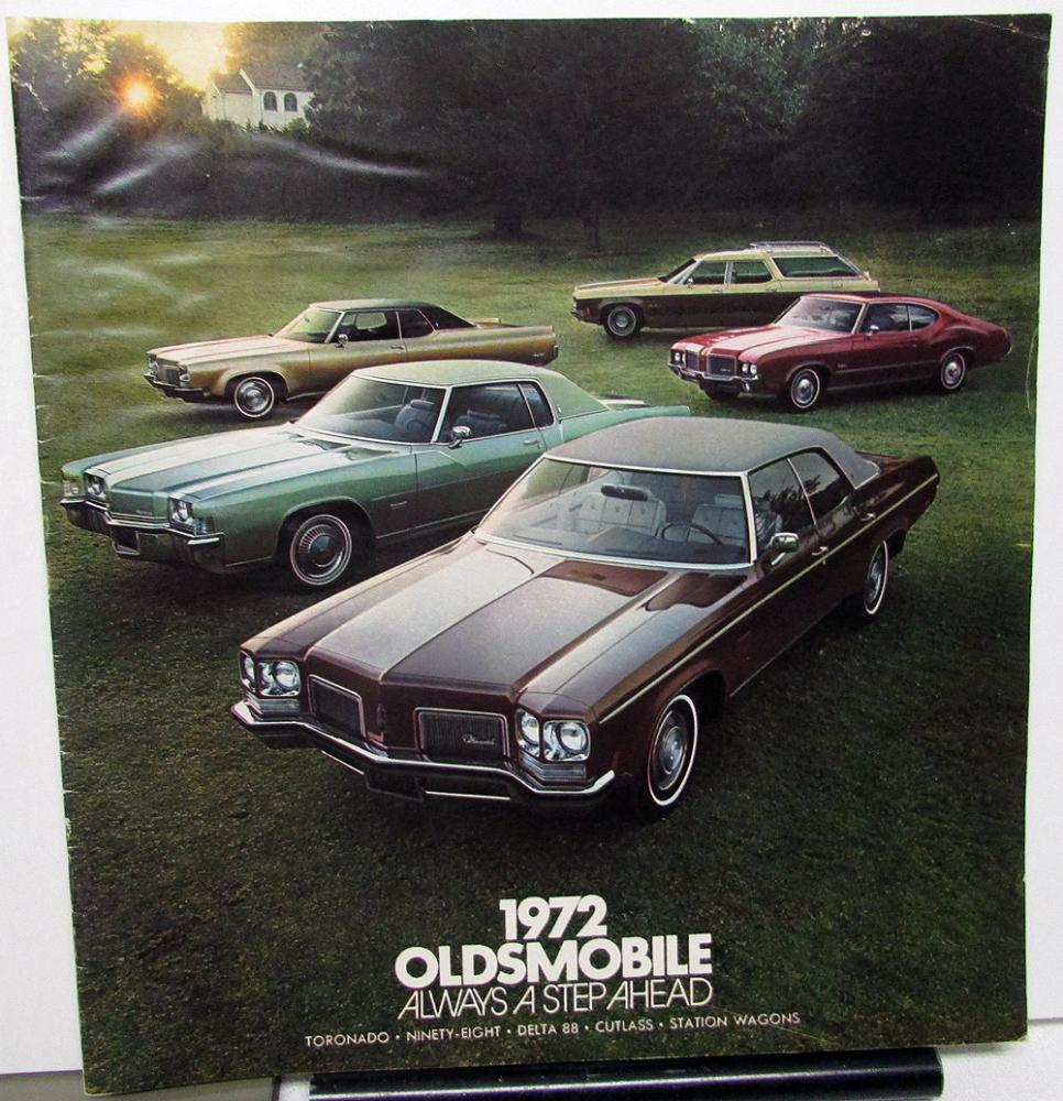 1973 OLDSMOBILE TORONADO 98 DELTA CUTLASS 442 LICENSE P