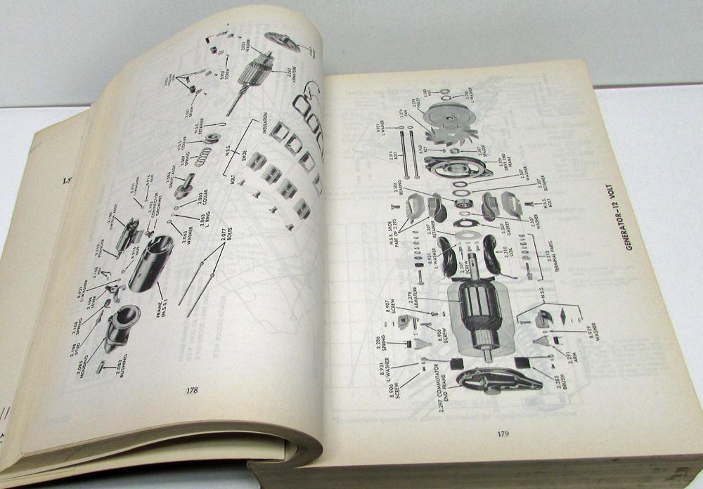 1929 1956 Chevrolet Parts Amp Accessories Dealer Catalog