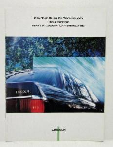 lincoln mark vii service shop owner s manuals troxel s auto rh autopaper com 1994 Lincoln Town Car 1992 lincoln town car owner's manual