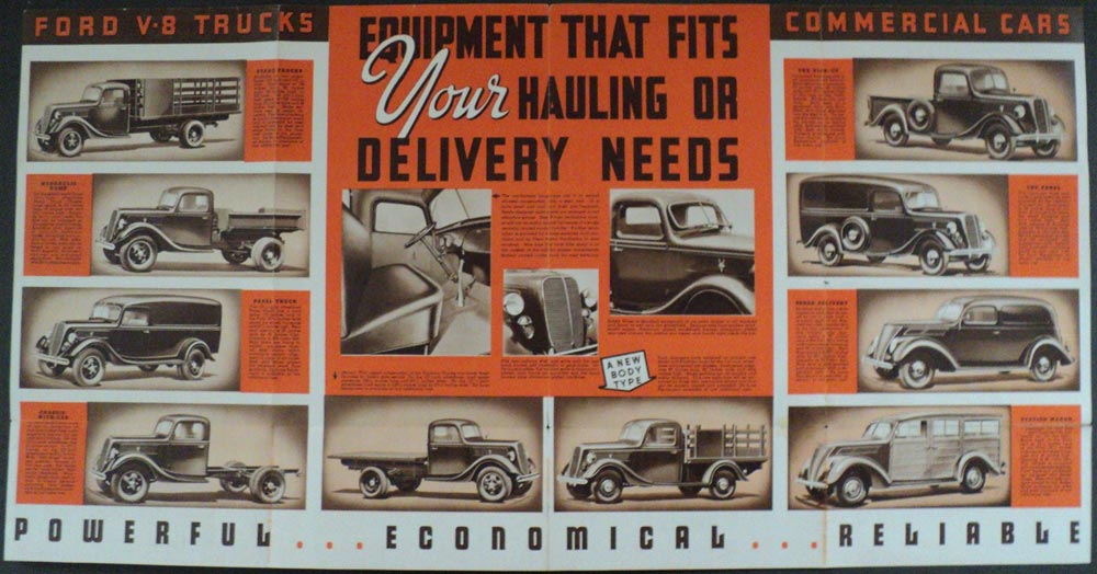 Ford V8 Trucks Commercial Car Hauling & Delivery Need Sale ...