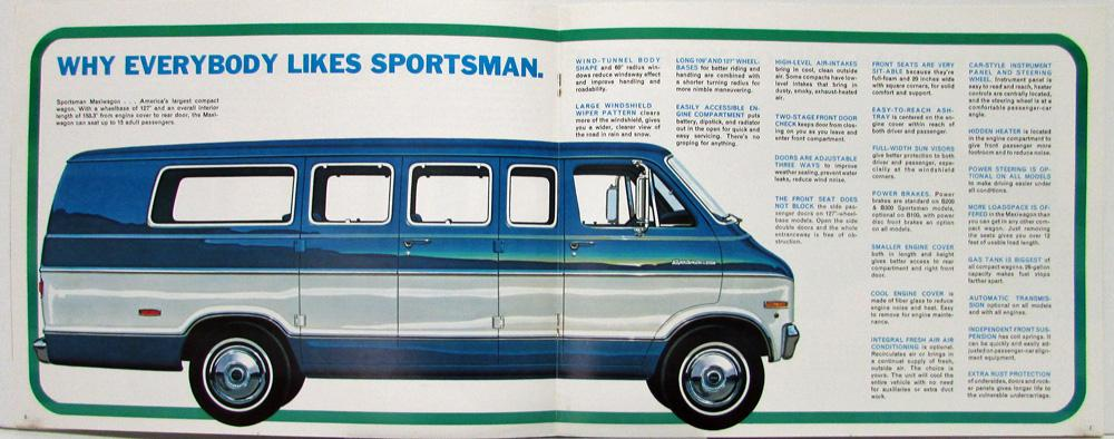 1972 dodge ram wagon