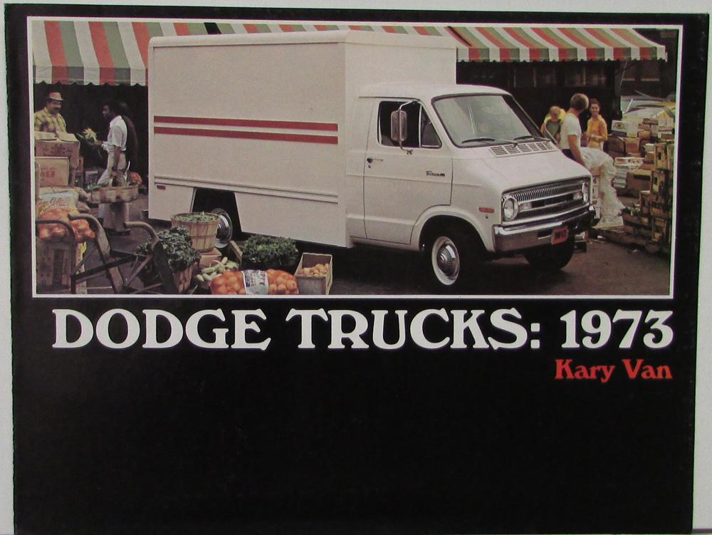1973 Dodge Charger Sales Folder