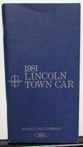 1994 lincoln town car owners manual pdf