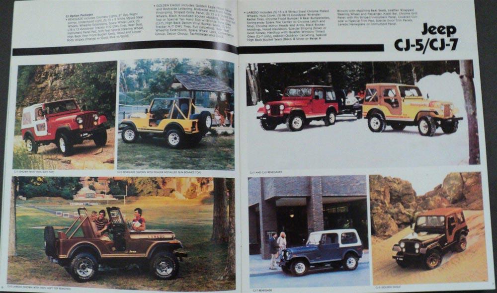 on 1985 Jeep Cj Renegade