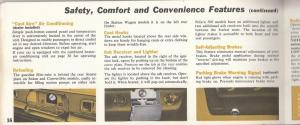 1964 Dodge Polara 330 440 Wagon Golden Anniversary Owners Manual ORIGINAL