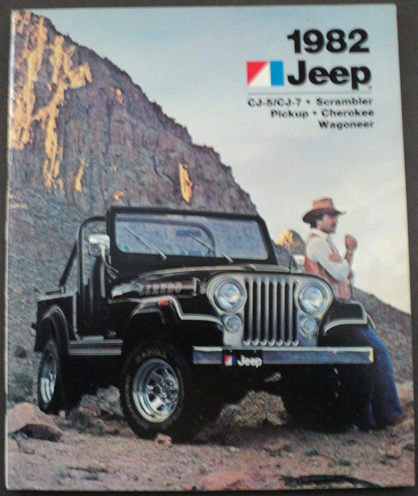 jeep cj 5 service shop owner s manuals troxel s auto literature rh autopaper com 2002 Jeep Liberty Limited 4x4 2014 Jeep Owners Manual