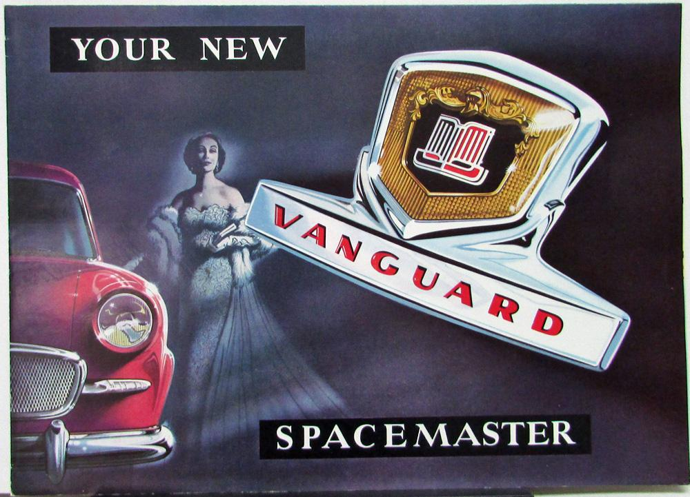 Standard Vanguard Spacemaster Australian Car Market Sales Folder ...