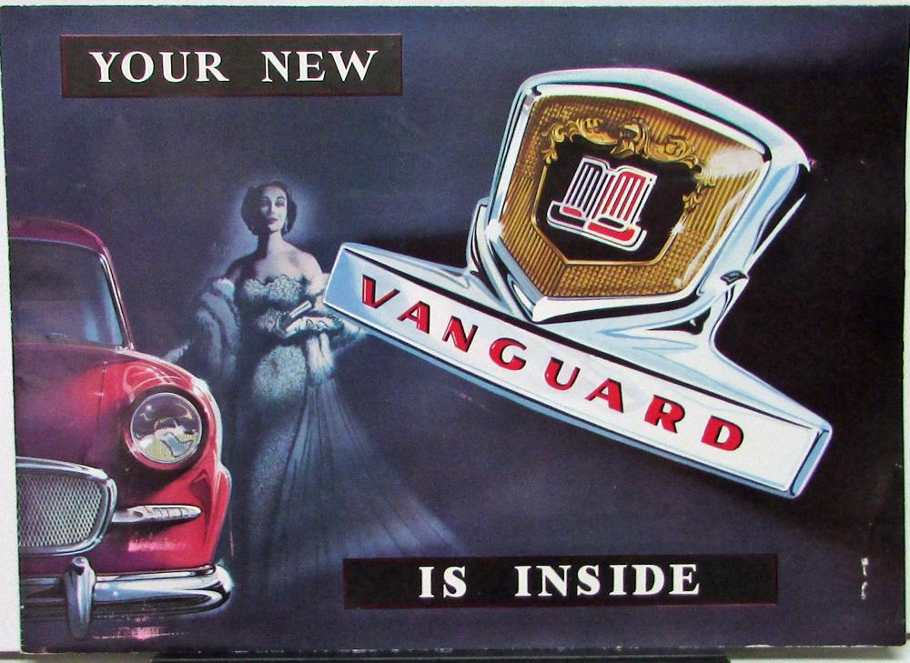 1958 Standard Vanguard Spacemaster Australian Car Market Sales ...