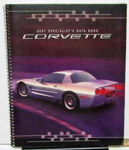 2001 Chevrolet Corvette Dealer Specialist