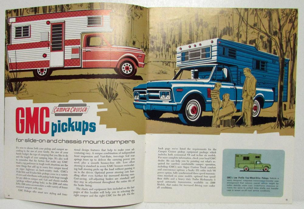 1967 GMC Pleasure Trucks Your Largest Measure of Truck Value