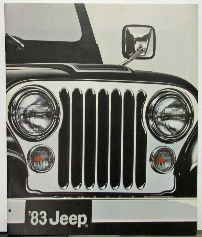 jeep J20 Service, Shop & Owner's Manuals | Troxel's Auto