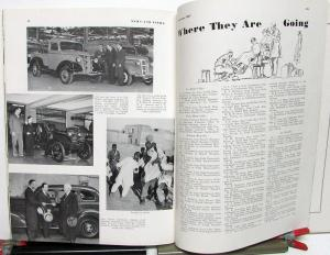 1937 GMAC News & Views Industry Magazine February Edition Updates GM Stories
