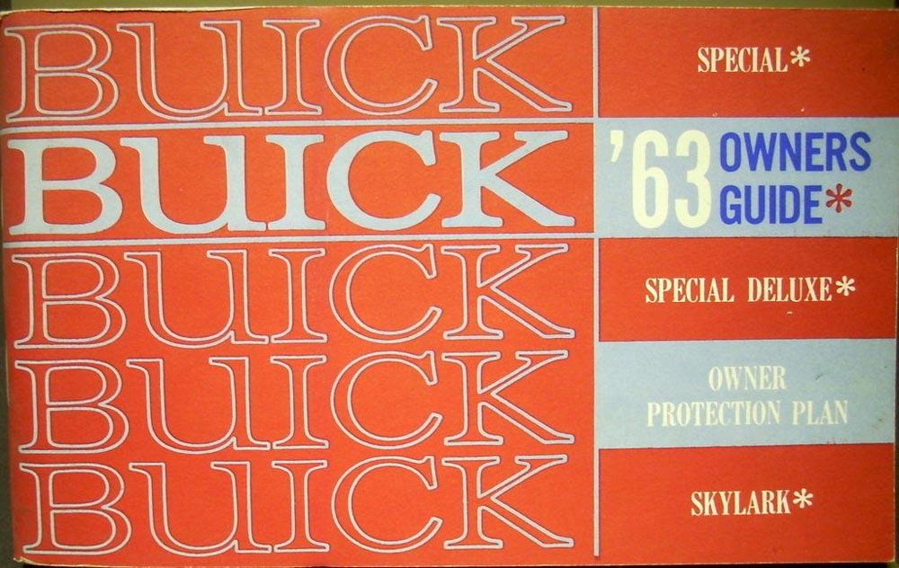buick owner manual