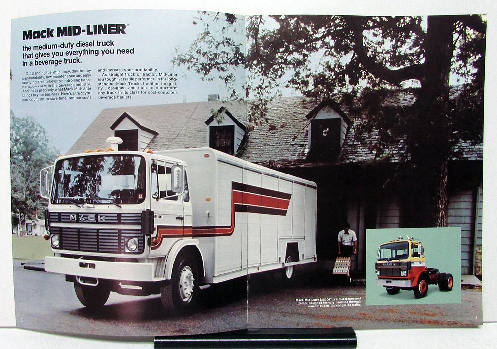 Mack Midliner Parts Catalog