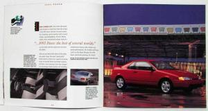1993 Toyota Cars & Trucks Sales Brochure Corolla Camry Tercel MR2 Previa 4Runner