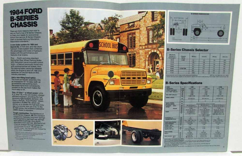 school bus chassis workshop manual