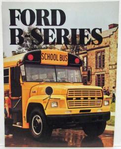 ford School Bus Service, Shop & Owner's Manuals | Troxel's Auto Literature