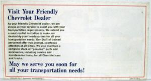1974 Chevrolet Passenger Car Accessories Sales Brochure Original