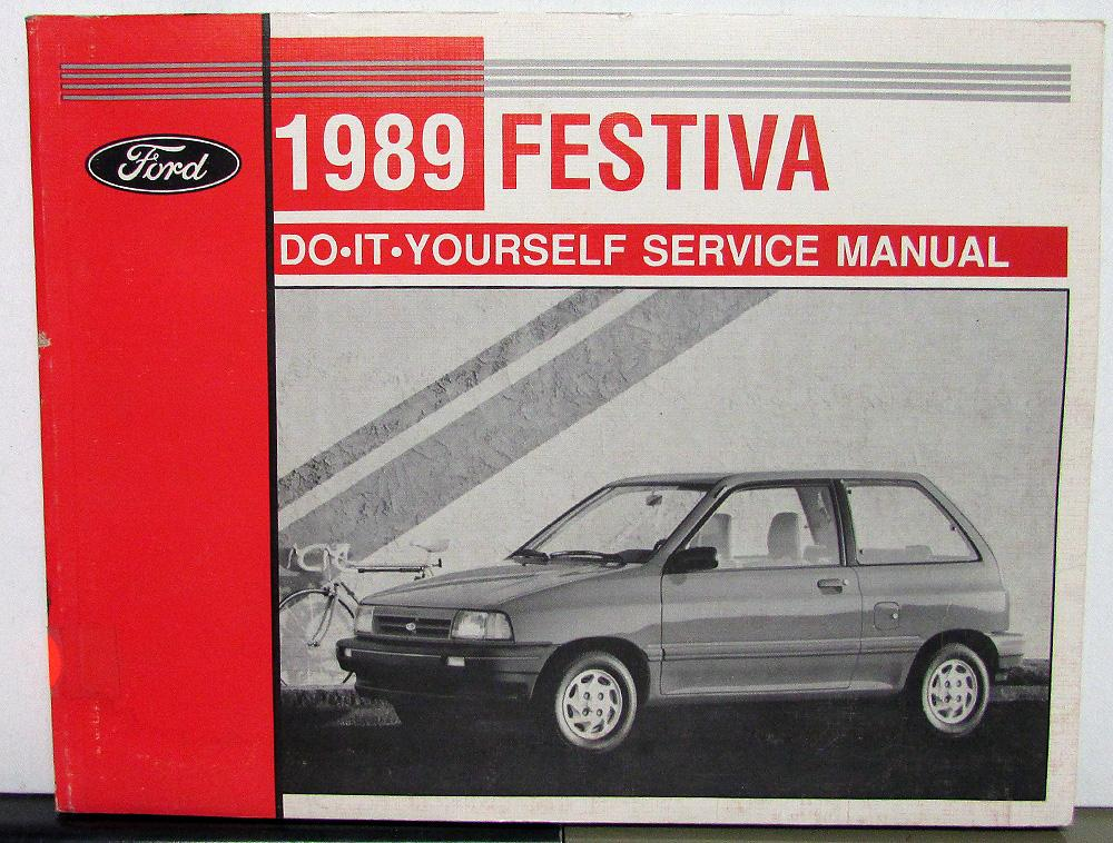 1989 ford festiva owner maintenance light repair manual service do 1989 ford festiva owner maintenance light repair manual service do it yourself solutioingenieria