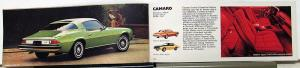 1976 Chevrolet Full Line Color Sales Folder Original