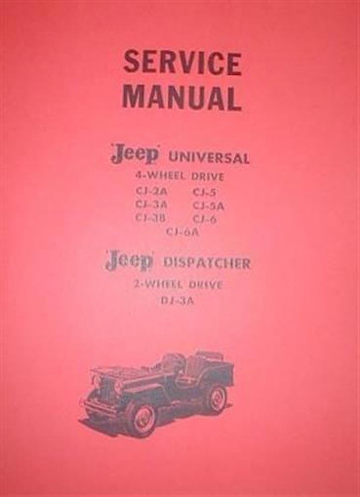 jeep universal manual daily instruction manual guides u2022 rh testingwordpress co Jeep Willys Overland Jeep Willys Overland