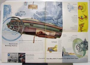 1955 Mercedes Benz Model 180 Sales Folder