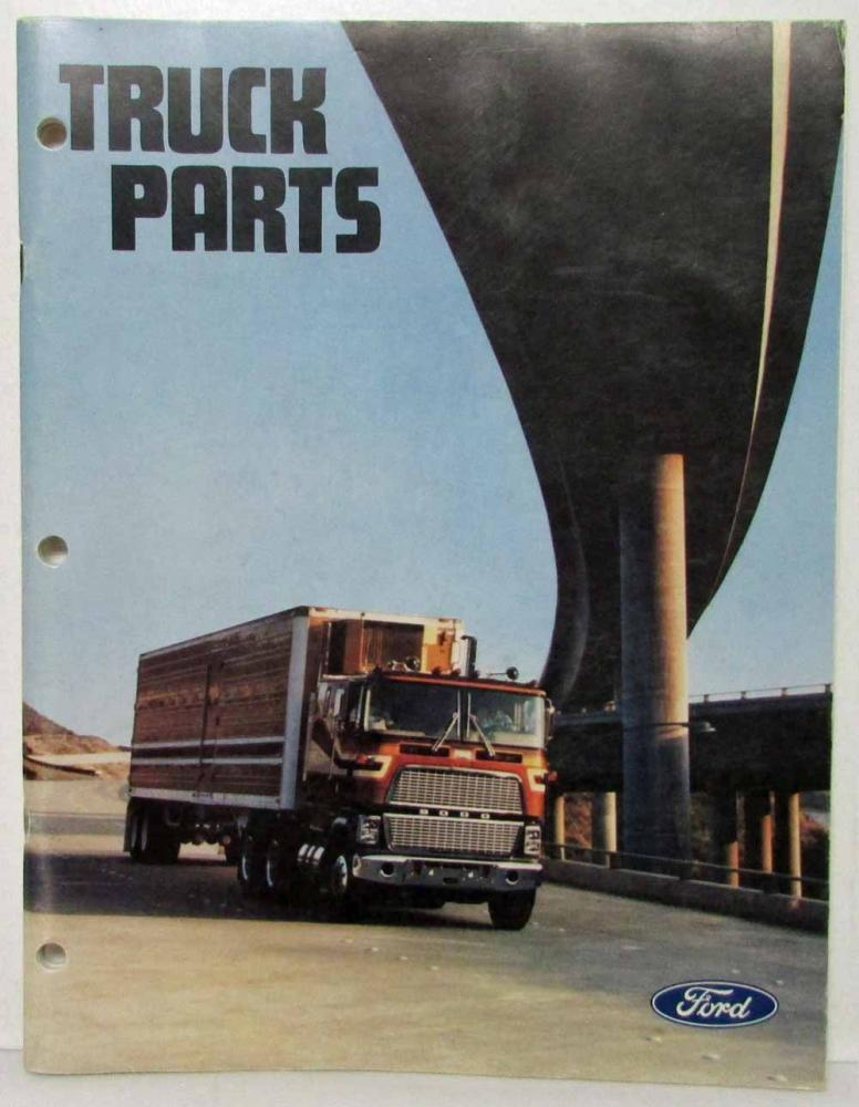 1980 ford truck parts catalog rh autopaper com Ford Truck Aftermarket Body Parts Ford Parts Catalog with Diagrams