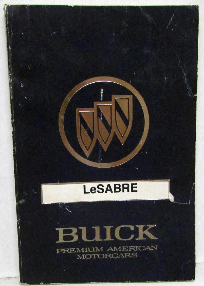 1990 buick lesabre operators owners manual original rh autopaper com 1994 Buick LeSabre 2000 Buick LeSabre