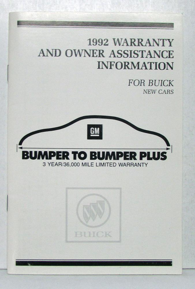 1995 buick century operators owners manual original rh autopaper com 1995 buick regal owner's manual 1997 Buick Century