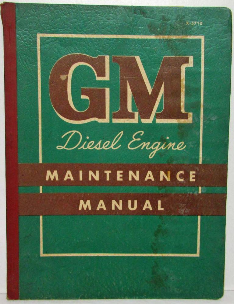 1957 gmc trucks series 71 diesel engine service shop repair rh autopaper com Levon Helm Levon Helm