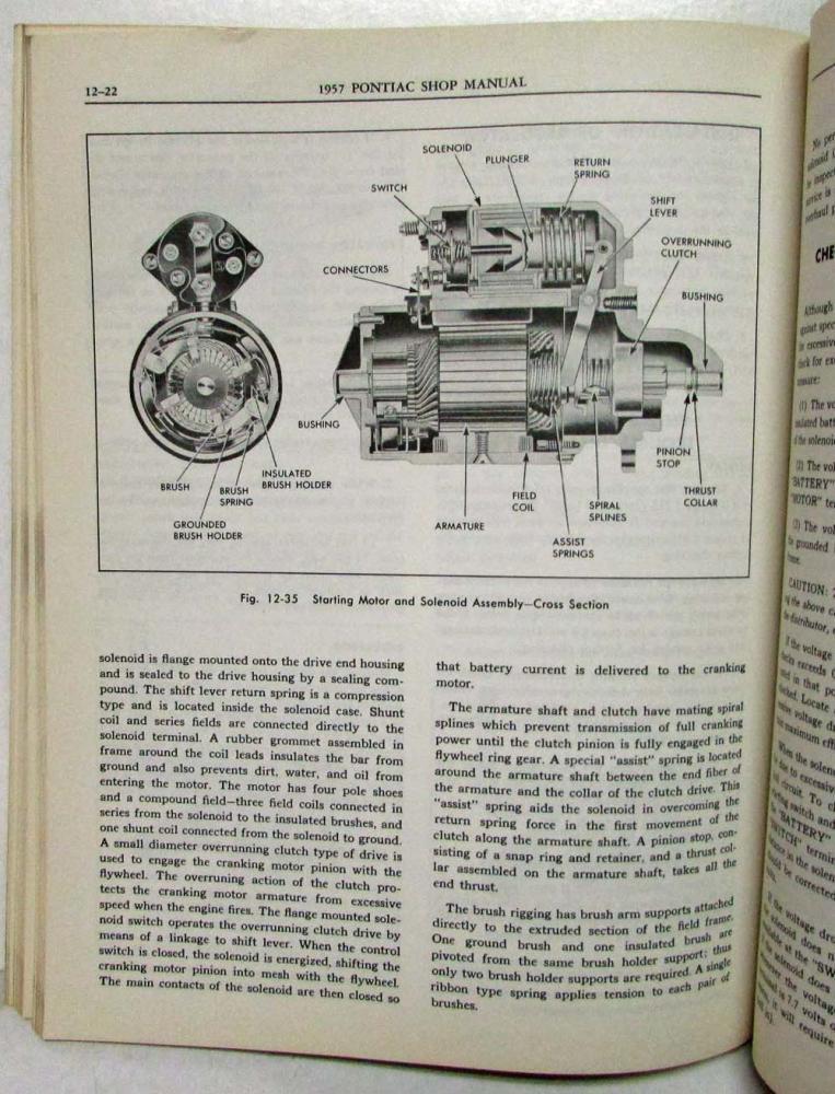 1957 pontiac service shop repair manual deluxe chieftain super chief rh autopaper com 1955 Pontiac 1960 Pontiac