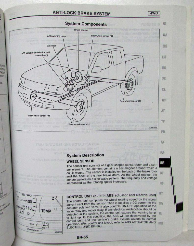 1999 Nissan Frontier with 2.4L KA Engine Service Shop Manual Model D22  Series