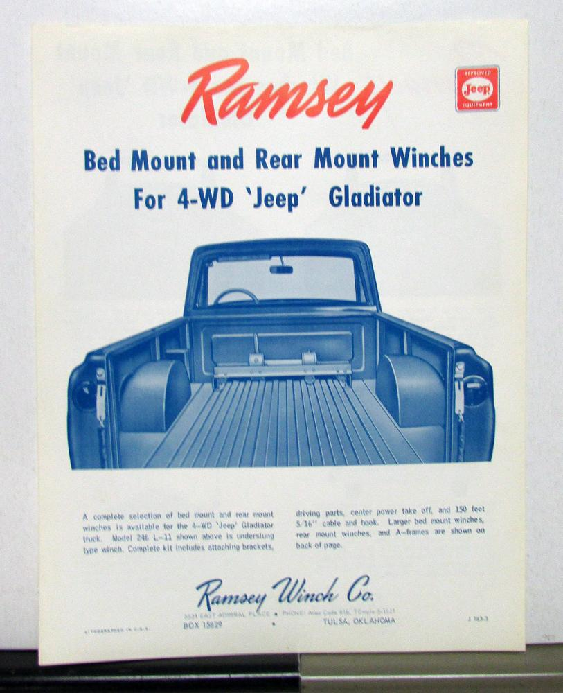 Ramsey Winch Mounts Trucks Free Download • Playapk.co