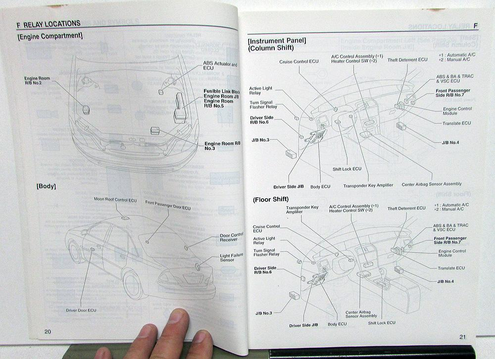 Toyota Avalon Wiring Diagram from www.autopaper.com