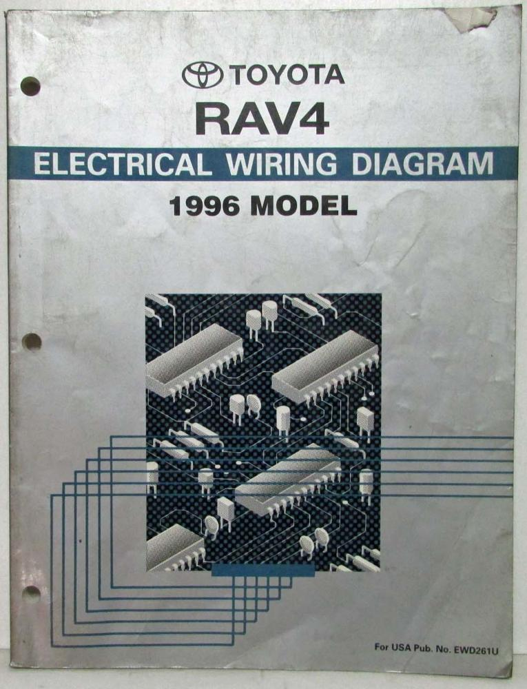 1996 toyota rav4 electrical wiring diagram manual rh autopaper com Systems Engineering Blank Engineering Process