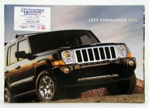 2006 Jeep Commander Sales Brochure