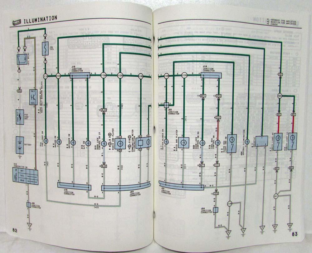 45AFDA Wiring Diagrams For Toyota Estima | Wiring ResourcesWiring Resources