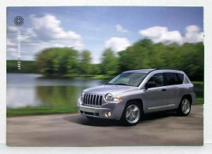 2007 Jeep Compass Sales Brochure