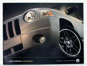 2010 Jeep Compass Accessories Sales Brochure