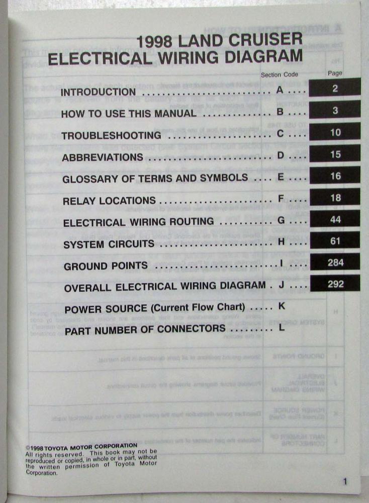 98 Toyotum Electrical Wiring Diagram