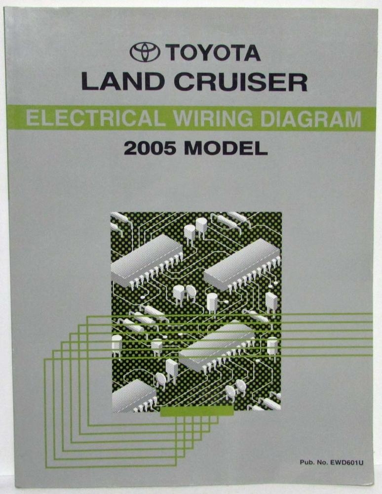 2005 toyota land cruiser electrical wiring diagram manual rh autopaper com