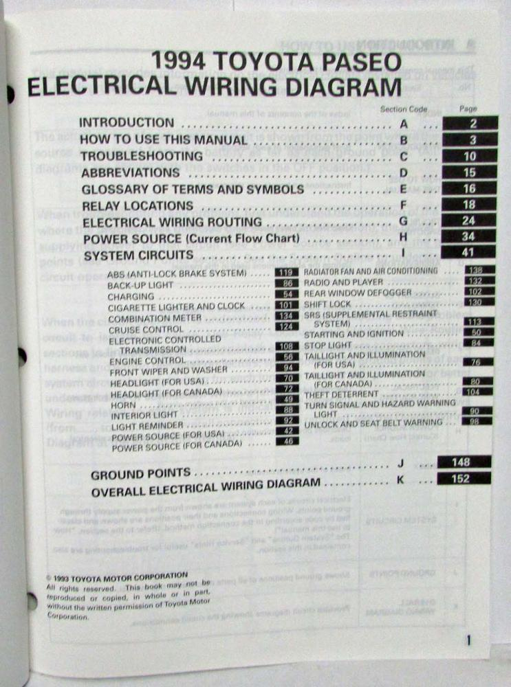 img0647_107493 1994 toyota paseo electrical wiring diagram manual us & canada