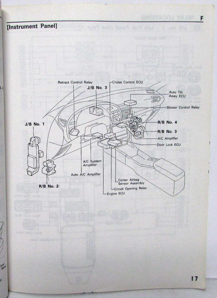 90 Celica Cruise Control Wiring Diagram - DIY Enthusiasts Wiring ...