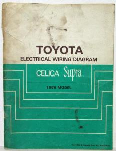 charging system wiring diagram 1984 toyota forerunner wiring diagram 1984 toyota celica supra 1986 toyota celica supra electrical wiring diagram manual