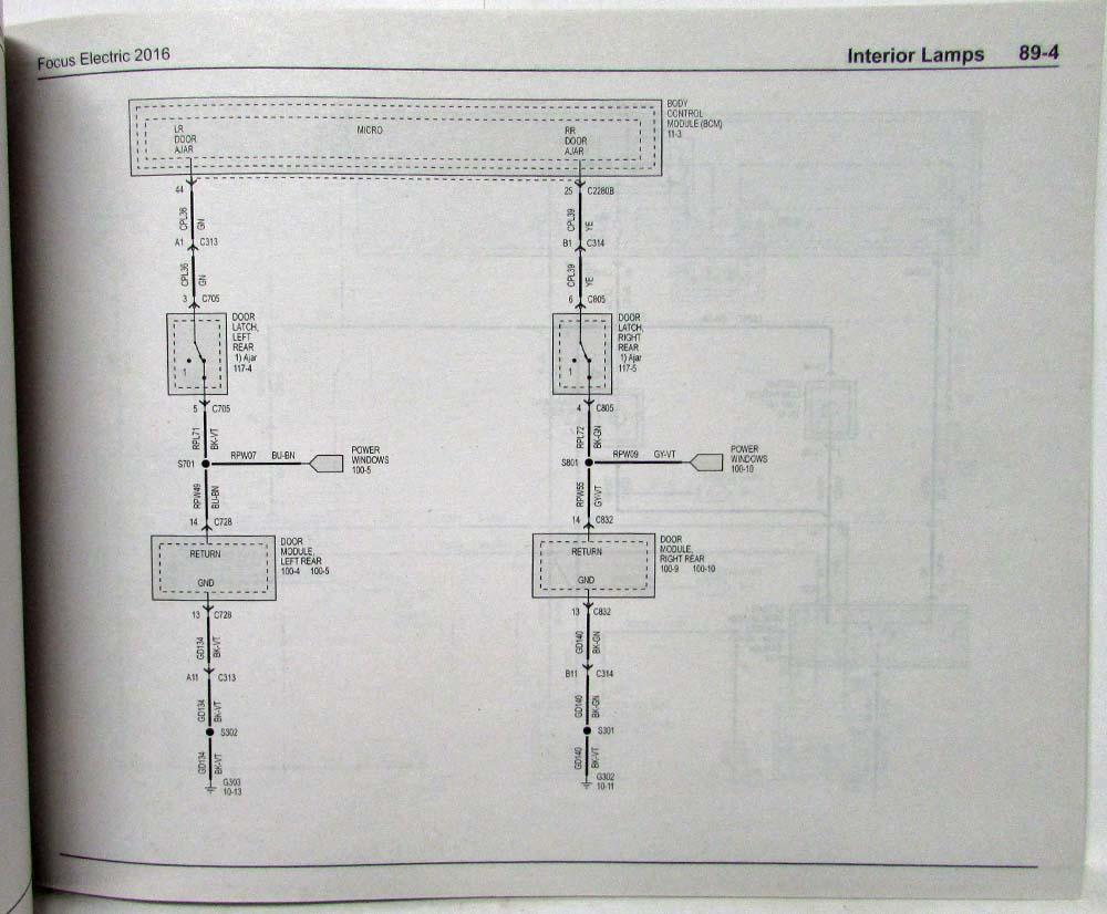 2016 Ford Focus Electric Electrical Wiring Diagrams Manual Ford Focus Electric Wiring Diagram on ford bronco wiring diagram, ford f-250 wiring diagram, ford lcf wiring diagram, ford probe wiring diagram, ford model t wiring diagram, ford festiva wiring diagram, ford edge wiring diagram,