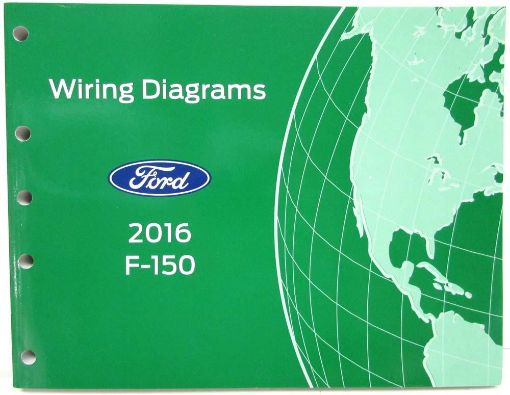 2016 ford f 150 pickup raptor electrical wiring diagrams manual  2016 ford f 150 wire diagram #6