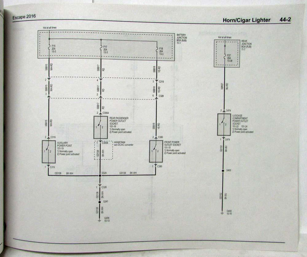 1941 Ford Wiring Schematic